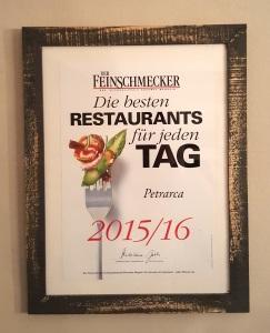Restaurants für jeden Tag 2015/16